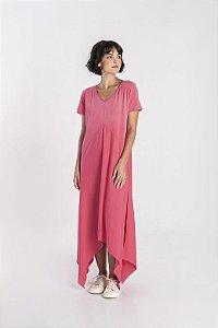 Vestido Itália Rosa
