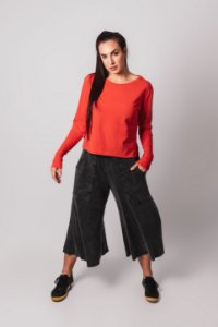 Blusa manga longa melancia