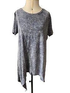 T-shirt pontas jeans