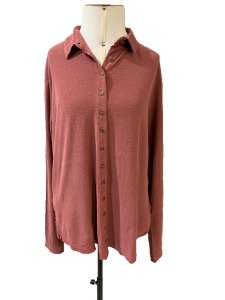 Camisa Feminina Vinho stone