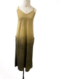 Vestido midi alcinha TERRA (168)