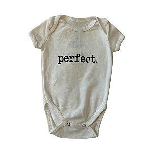 Body bebê perfect off white