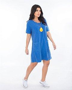 Vestido Amor azul