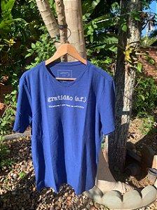 T-shirt Gratidão
