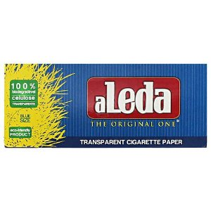 Seda aLeda blue size celulose biodegradável. Livreto com 50 folhas.