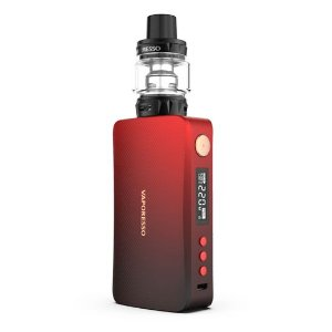 Vaporesso Gen Kit black red  vaporizador de líquidos (sem baterias).