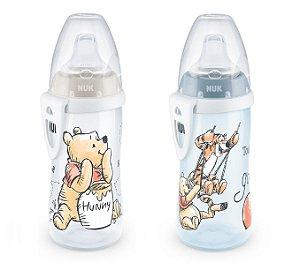 Copo First Choice Active Cup 300ml (+12M) - Tigrão ou Ursinho Pooh - NUK