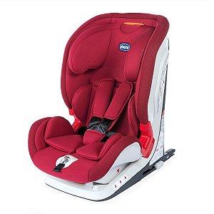 Cadeira para Auto Youniverse Fix (até 36 kg) - Red Passion - Chicco