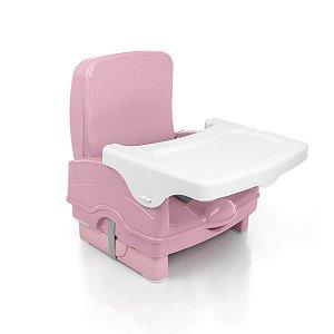Cadeira de Alimentação Portátil Cake (até 23 kg) - Rosa - Voyage