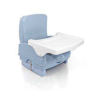 Cadeira de Alimentação Portátil Cake (até 23 kg) - Azul - Voyage