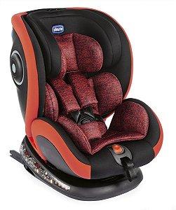 Cadeira para Auto Seat4Fix (até 36 kg) - Poppy Red - Chicco