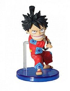 Action Figure - Monkey D. Luffy - One Piece - Bandai Banpresto