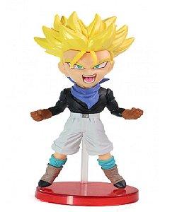 Action Figure - Trunks Super Sayajin - Dragon Ball GT - Bandai Banpresto