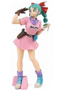 Action Figure - Bulma III - Dragon Ball - Bandai Banpresto