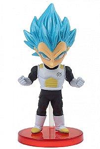 Action Figure - Vegeta Blue - Dragon Ball All Legends - Bandai Banpresto