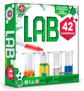 Jogo Lab 42 (+10 anos) - Estrela