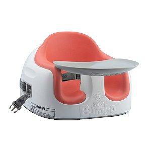 Cadeira Multi Assento 3 em 1 (+6M) - Coral - Bumbo