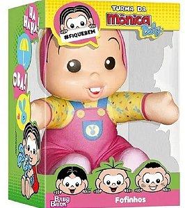 Boneca Mônica Baby (+3M) - Novabrink