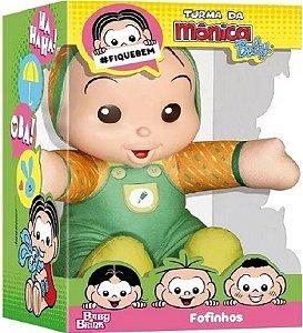 Boneco Cebolinha Baby (+3M) - Novabrink