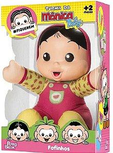 Boneca Magali Baby (+3M) - Novabrink