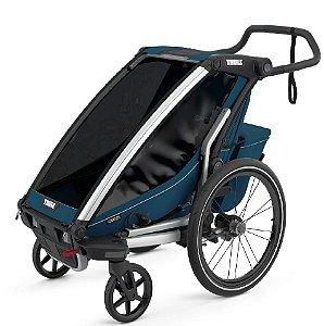Carrinho de Bebê Chariot Cross 2 (até 22 kg) - Blue - Thule