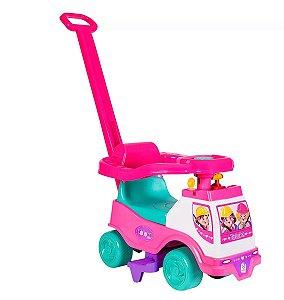 Totoka Plus Sem Eletrônico (+12M) - Rosa - Cardoso Toys