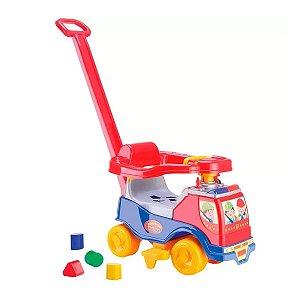 Totoka Plus (+12M) - Azul - Cardoso Toys