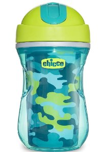 Copo Sport Cup 266ml Verde (+14M) - Chicco