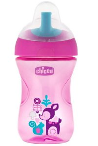 Copo Advenced Cup Rosa 266ml (+12m) - Chicco