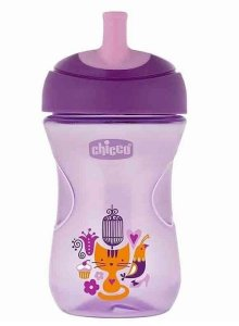 Copo Advenced Cup Roxo 266ml (+12m) - Chicco