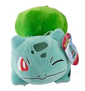 Pelúcia Pokemon Bulbasaur 20cm - Sunny Brinquedos
