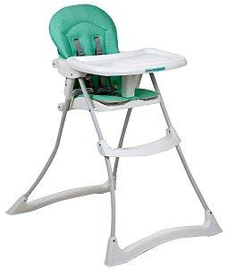 Cadeira Refeição Bon Appetit Xl - Mesclado Aqua - Burigotto
