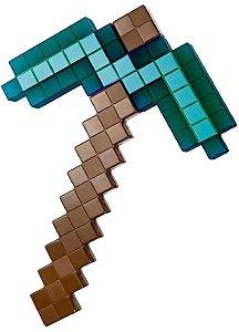 Picareta De Diamante Minecraft - Mattel