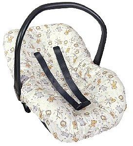 Capa para Bebê Conforto Safari - Hug