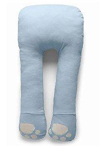 Almofada Abraço Azul - Hug