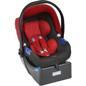 Bebê Conforto Touring X Vermelho Com Base Burigotto