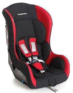 Cadeira Para Auto Preto Vermelho (0-25kg) - Galzerano