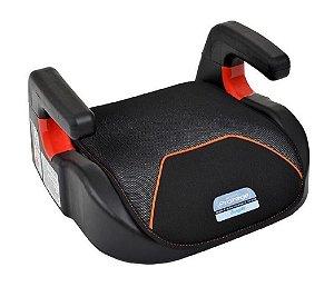 Assento para Carro Booster Protege (até 36 kg) - Cyber Orange - Burigotto