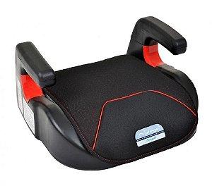 Assento para Carro Booster Protege (até 36 kg) - Dot Vermelho - Burigotto