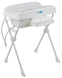 Banheira com Trocador Millenia (até 30 kg) - Branco - Burigotto