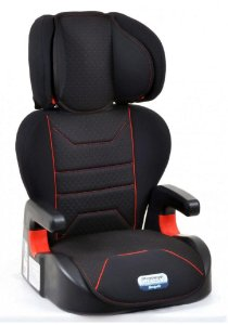 Cadeira Para Auto Protege Reclinável - Dot Vermelho - Burigotto