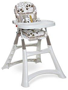 Cadeira de Alimentação Premium (até 15 kg) - Panda - Galzerano