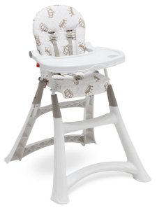 Cadeira Refeicao Alta Premium - Real - Galzerano
