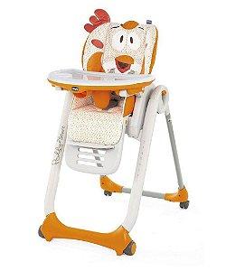 Cadeira de Alimentação Polly2start (até 15 kg) - Fancy Chicken - Chicco