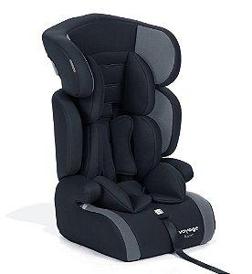 Cadeira Para Auto Racer - Cinza E Preto - Voyage