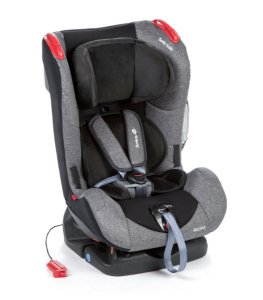 Cadeira Para Auto Recline - Gray Denim - Safety 1st