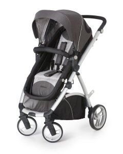Carrinho de Bebê Maly - Preto - Dzieco