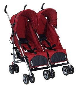 Carrinho de Bebê para Gêmeos Duetto (até 15 kg) - Atimo - Burigotto