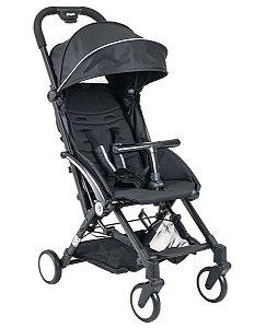 Carrinho De Bebê Up - Preto - Burigotto