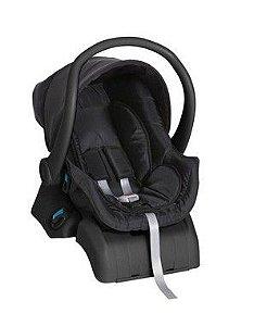Bebê Conforto Cocoon com Base (até 13 kg) - Preto - Dzieco